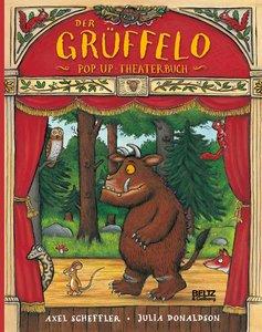 Der Grüffelo. Pop-up-Theaterbuch