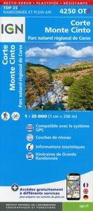 4250OT Corte Monte Cinto Parc National de Corse