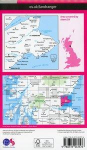 St. Andrews, Kirkcaldy & Glenrothes 1 : 50 000
