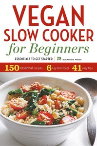 Vegan Slow Cooker for Beginners
