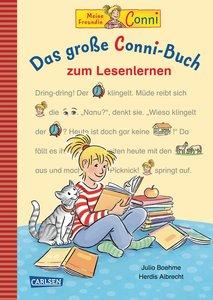 LESEMAUS zum Lesenlernen Sammelbände: Das große Conni-Buch zum L