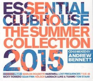 Essential Clubhouse-2015 Summer Collection