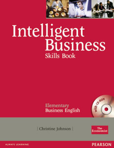 Intelligent Business Elementary Skills Book (with CD-ROM)