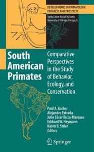 South American Primates