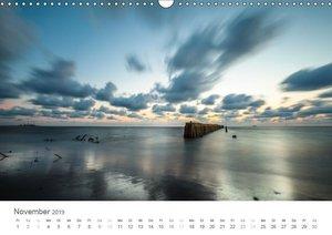Nordfriesische Inselwelt - Bunte Watt- und Wolkenlandschaften (W