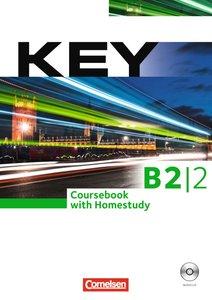 Key B2/2. Kursbuch mit CD und Key/Pocket Teaching Guide