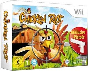 Chicken Riot + Pistole
