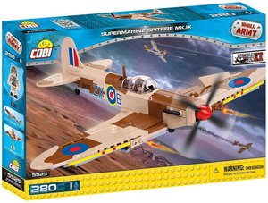 Cobi 5525 - Small Army, Supermarine Spitfire MK.IX, Einsitzer-Ja