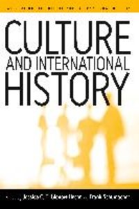 Culture and International History
