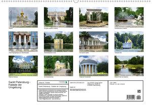 Sankt Petersburg - Paläste der Umgebung