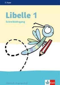 Libelle 1. Schreiblehrgang, Lateinische Ausgangsschrift Klasse 1
