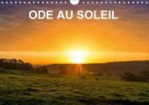 Ode au soleil (Calendrier mural 2015 DIN A4 horizontal)