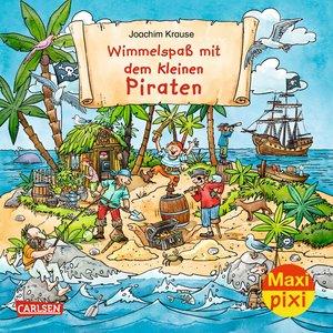 VE 5 Wimmelspaß mit dem kleinen Piraten (5 Exemplare)