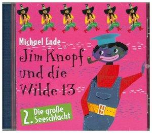 Jim Knopf und die Wilde 13. Folge 2. CD