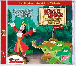 Folge 19: Der Piraten-Pharao/Kroko-König Hook