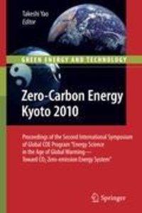 Zero-Carbon Energy Kyoto 2010
