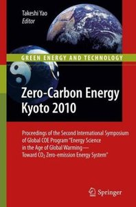 Zero-Carbon Energy Kyoto 2010