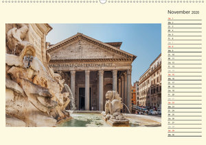 Rom-Italien / Geburtstagskalender