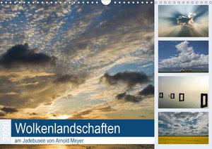Wolkenlandschaften am Jadebusen