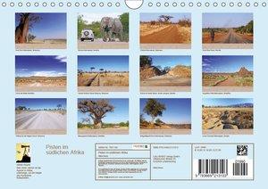 Pisten im südlichen Afrika