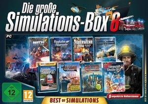 Die große Simulations-Box 6, 1 CD-ROM