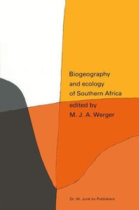 Biogeography and Ecology of Southern Africa