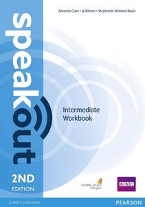 Speakout Intermediate 2nd Edition Workbook Without Key