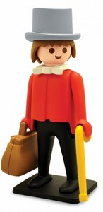 Plastoy SAS PLA00211 - Playmobil Collectoys: Gentleman aus dem w