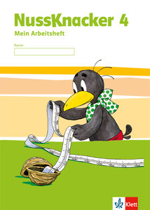 Der Nussknacker. Arbeitsheft 4. Schuljahr. Neu. Ausgabe für Hess