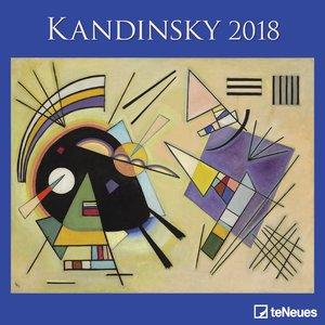 Kandinsky 2018 Broschürenkalender