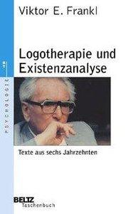 Logotherapie und Existenzanalyse