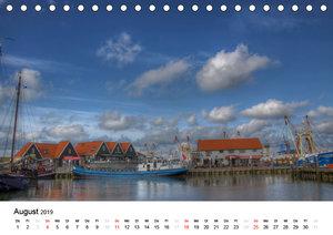 schönes Texel (Tischkalender 2019 DIN A5 quer)