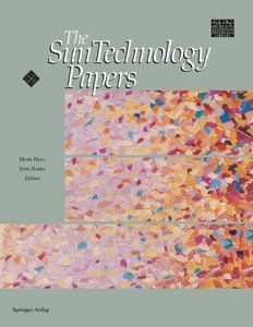 The Sun Technology Papers