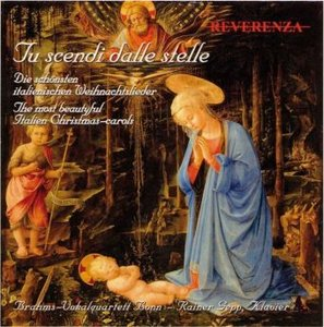 Tu scendi dalle stelle, 1 Audio-CD