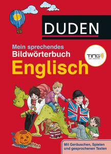 Duden- Mein sprechendes Bildwörterbuch Englisch - TING!