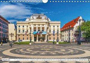 Ein Wochenende in Bratislava