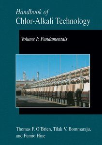 Handbook of Chlor-Alkali Technology