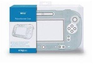 Wii U - GamePad Polycarbonat Case Clear (Schutzhülle)