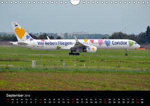 Flugzeugbilder f?r Kids und Co (Wandkalender 2019 DIN A4 quer)