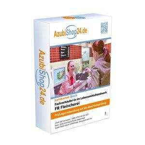AzubiShop24.de Kombi-Paket Lernkarten Fachverkäufer/-in im Leben