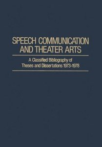 Speech Communication and Theater Arts