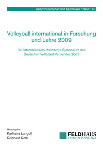 Volleyball international in Forschung und Lehre 2009