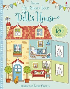 First Sticker Book Doll\'s House