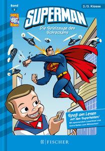 Superman 02: Die Spielzeuge des Schreckens