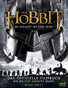 Sibley, B: Hobbit: Schlacht d. Fünf Heere/Filmbuch