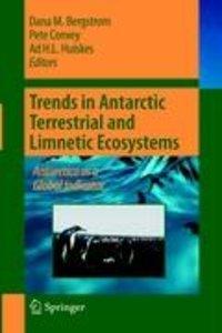 Trends in Antarctic Terrestrial and Limnetic Ecosystems