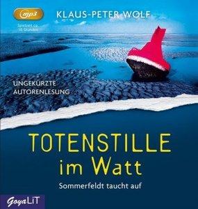 Totenstille im Watt, 2 Audio-CDs, MP3 Format