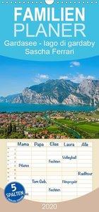 Gardasee - lago di Garda by Sascha Ferrari - Familienplaner hoch