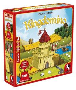 Kingdomino, Revised Edition ***Spiel des Jahres 2017***
