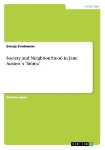 Society and Neighbourhood in Jane Austen´s 'Emma'